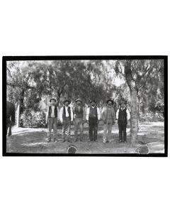 The Liars Club, Rancho Santa Anita